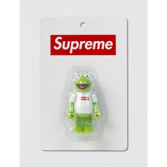 Supreme x Medicom Toy Kermit The Frog Kubrick